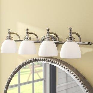 Deals Stolle 4-Light Vanity Light By Charlton Home