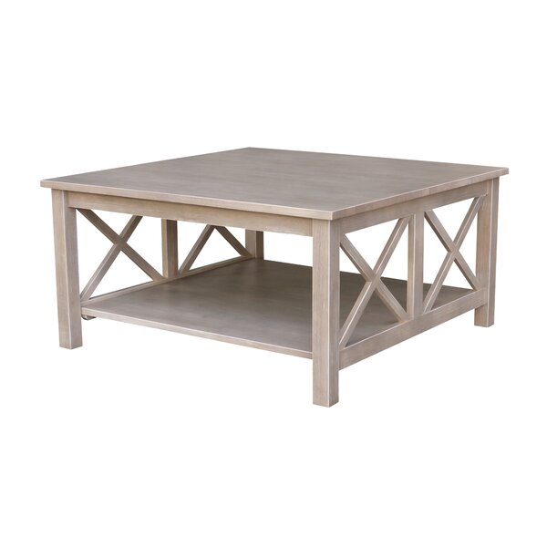 Gabby Coffee Table by Highland Dunes Highland Dunes