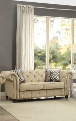 Davi Loveseat By Darby Home Co Best #1