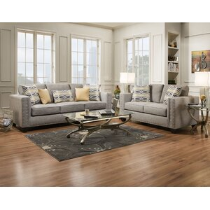 Metro Configurable Living Room Set by Brady Furniture Industries