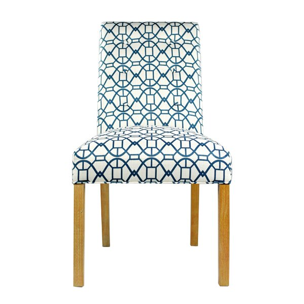Malin Parsons Chair (Set Of 2) By Ivy Bronx