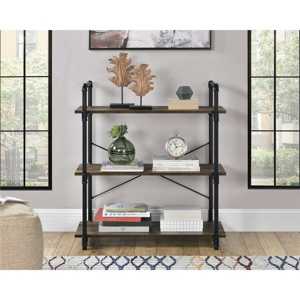 Dodd Standard Bookcase by Williston Forge