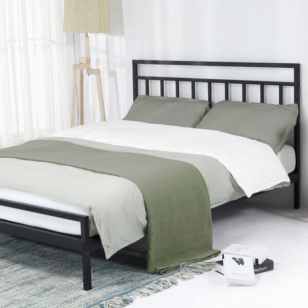 Snelson Model Steel Platform Bed Frame by Red Barrel Studio