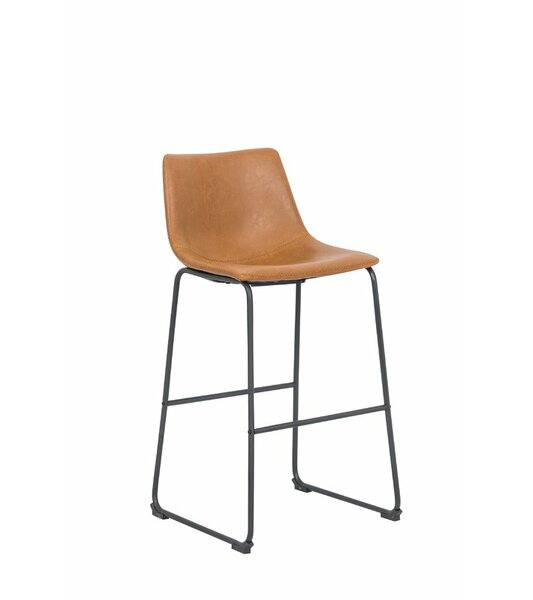 Lonon 29 Bar Stool by 17 Stories