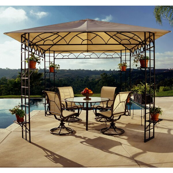 Replacement Canopy for Steel Gazebo by Sunjoy