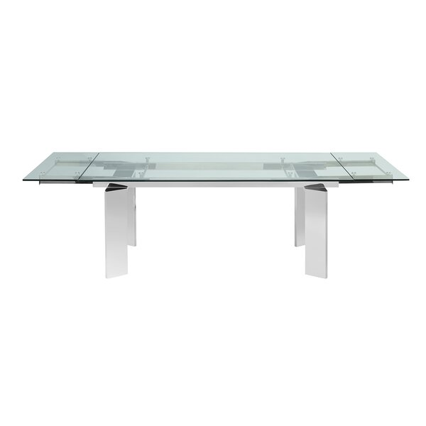 Stonge Extendable Dining Table by Symple Stuff Symple Stuff