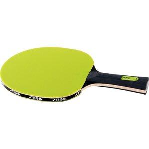 stiga pure color advance table tennis paddle set of 2