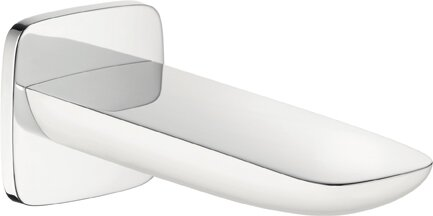Puravida Wall Mount Tub Spout Trim by Hansgrohe