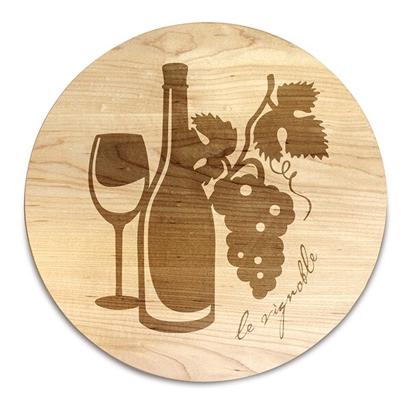 The Vineyard Le Vignoble Lazy Susan by Martins Homewares