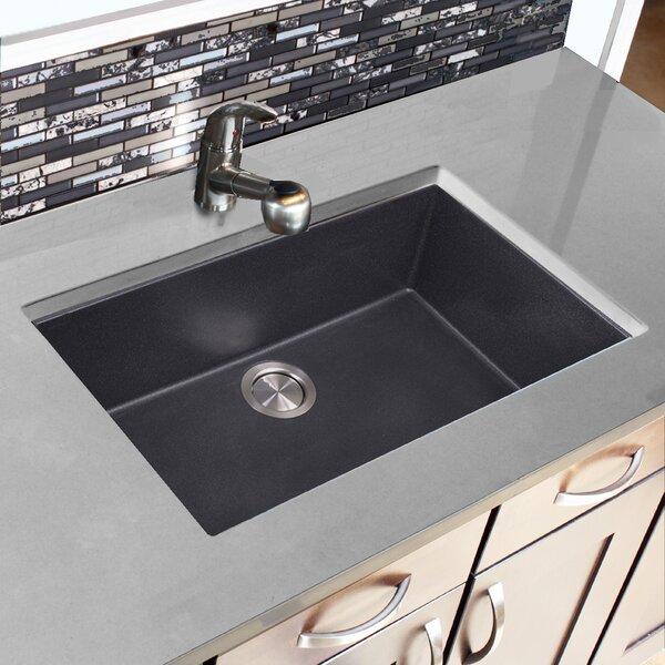 Plymouth 30 L x 20 W Drop Mount Kitchen Sink