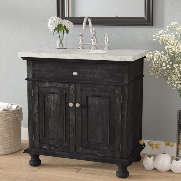 Franklin 35 Single Bathroom Vanity Set by Laurel Foundry Modern Farmhouse