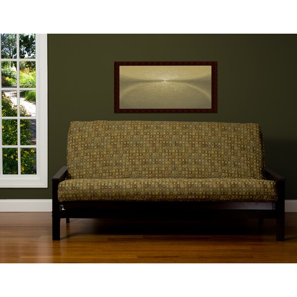 Cahaba Box Cushion Futon Slipcover by Red Barrel Studio