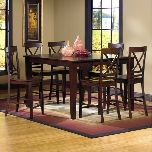Tipton Dining Table by Alcott Hill