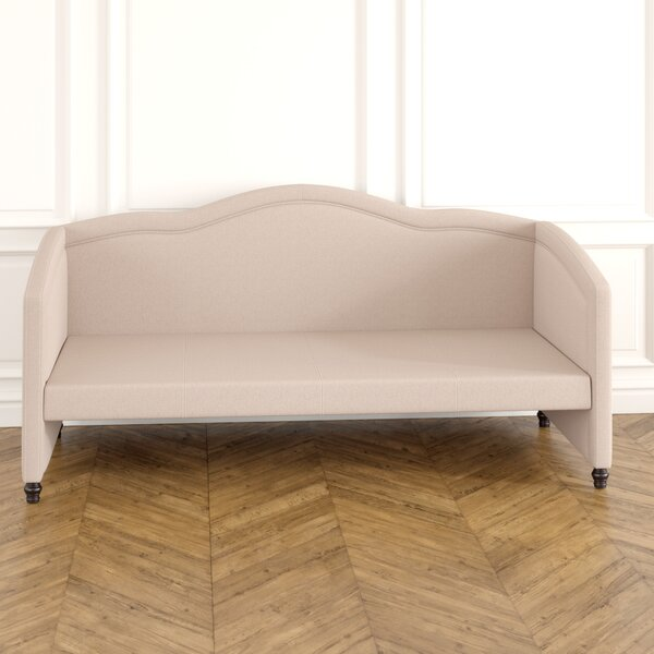 Delmer Upholstered Twin Daybed By Willa Arlo Interiors