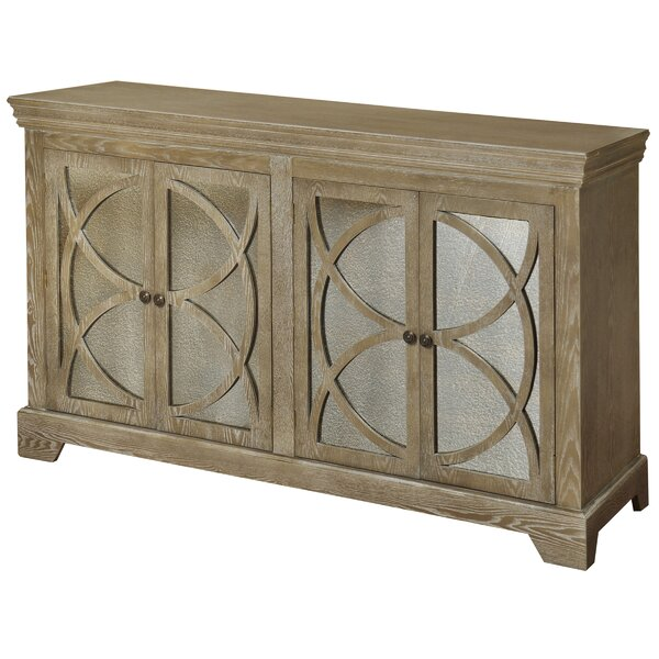 Poirier 4 Door Credenza by World Menagerie