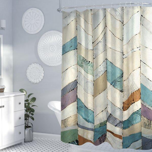Monro II Shower Curtain by Zipcode Design