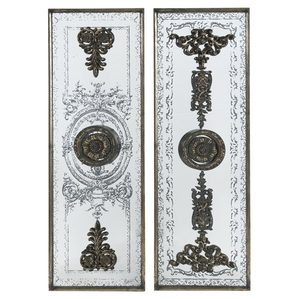 Swithbert Wall Decor (Set of 2) by A&B Home