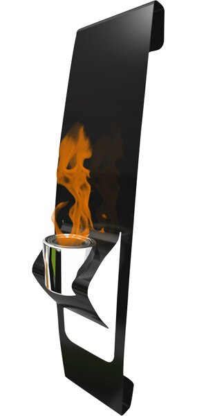 Ark Steel Bio-Ethanol Outdoor Fireplace by Decorpro