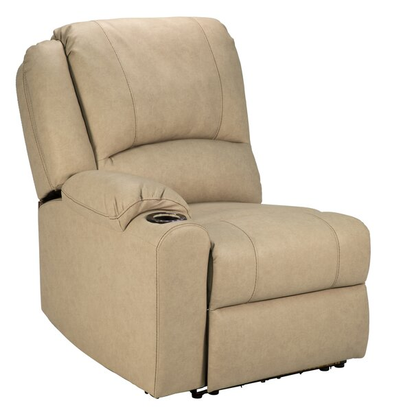 Seismic Series ModularRight Hand Recliner Home Theater Sectional By Ebern Designs