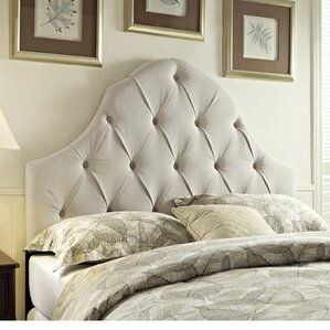 Gerace Upholstered Panel Headboard by ..