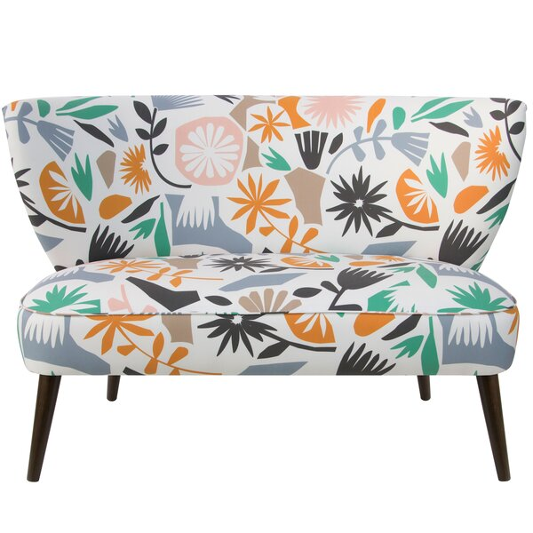 Back Bay Loveseat by Ivy Bronx