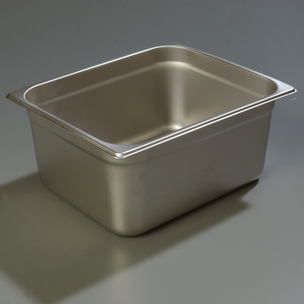 DuraPan™ 24 Gauge Anti-Jam Pan by Carlisle Food Service Products