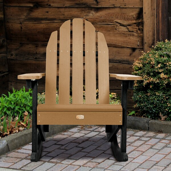 Madisyn Essential Rocking Chair by Longshore Tides