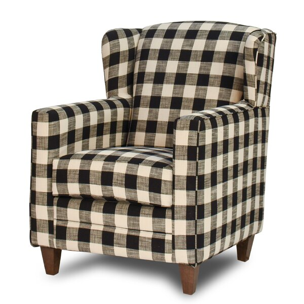 Upson 21  Wingback Chair by Gracie Oaks Gracie Oaks