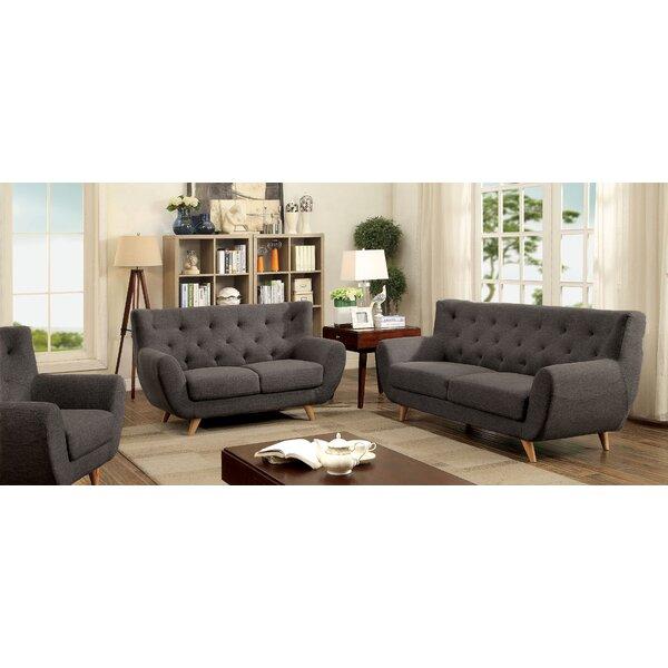 Cleveland Configurable Living Room Set by Corrigan Studio