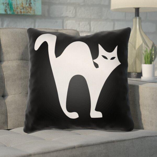 Isolda Indoor/Outdoor Throw Pillow by Ivy Bronx