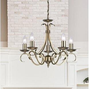 Candle style chandeliers wayfair save to idea board aloadofball Gallery