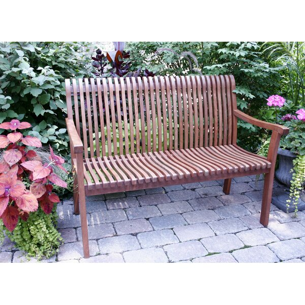 Norton Venetian Garden Bench by Loon Peak Loon Peak