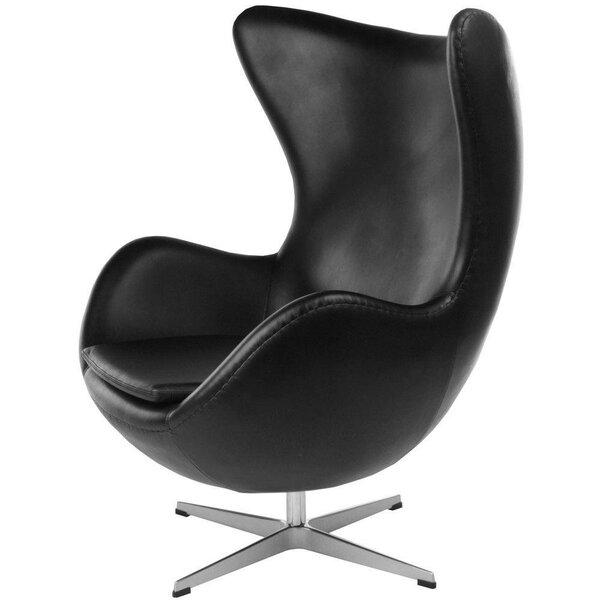 Jolly Swivel Lounge Chair by Orren Ellis