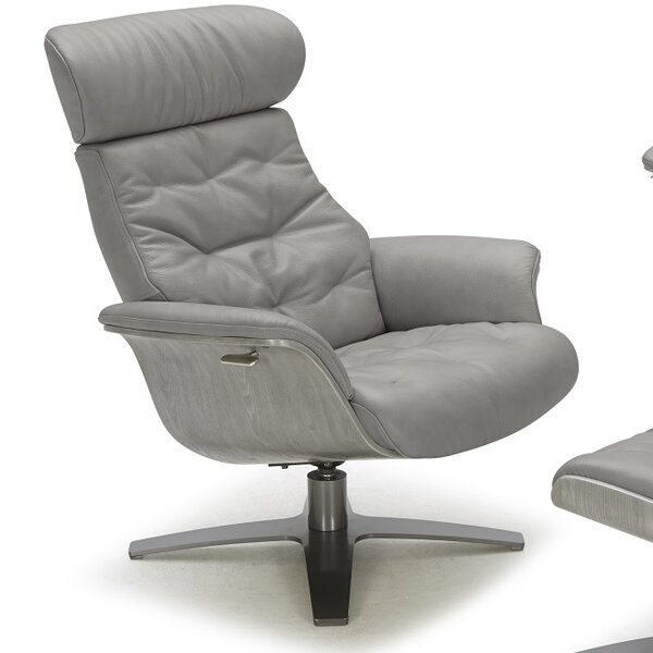 Dakota Swivel Lounge Chair by Corrigan Studio Corrigan Studio