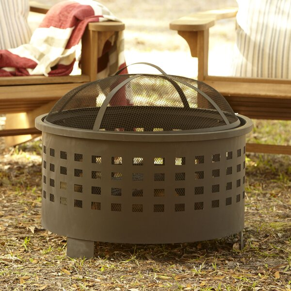 Benton Basket Fire Pit by Birch Lane™