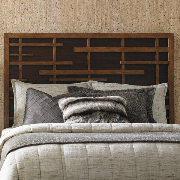 Island Fusion Shanghai Panel Headboard by Tommy Bahama Home