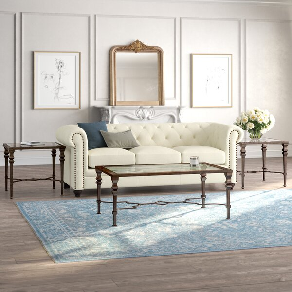 Scott 3 Piece Coffee Table Set by Kelly Clarkson Home Kelly Clarkson Home