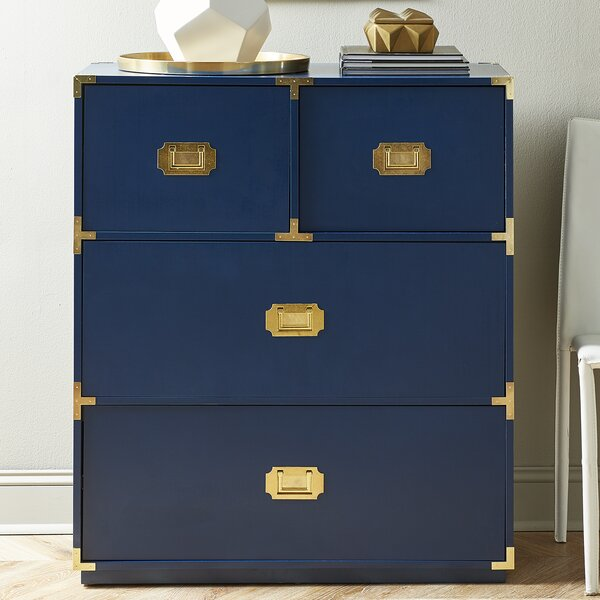 Kelly 4 Drawer Chest By Willa Arlo Interiors