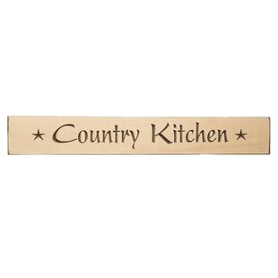 Country Kitchen Wall Décor