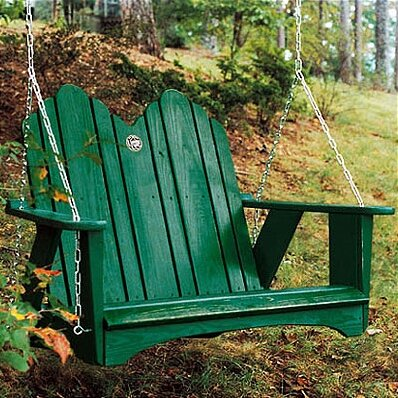 Original Porch Swing by Uwharrie Chair