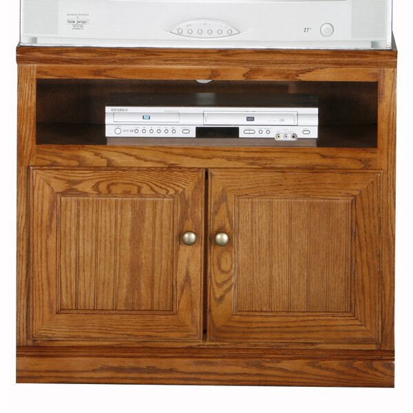 Mona Solid Wood TV Stand For TVs Up To 32