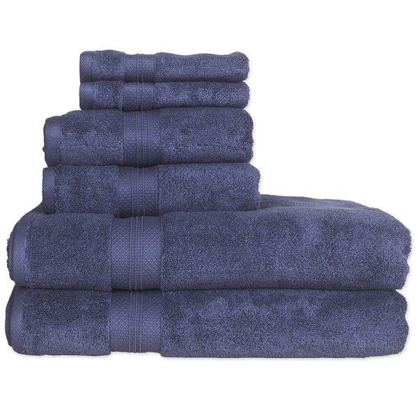 Koepke 6 Piece Towel Set by Winston Porter