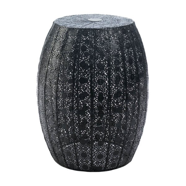 Attleborough Lace Garden Stool by World Menagerie World Menagerie