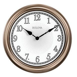 Light Time 14 Wall Clock by Bulova Office Furniture