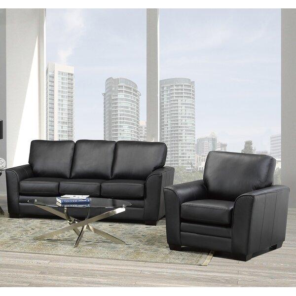 Toolsie 2 Piece Living Room Set by Orren Ellis