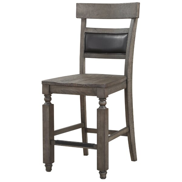 Doney Bar Stool (Set of 2) by Gracie Oaks