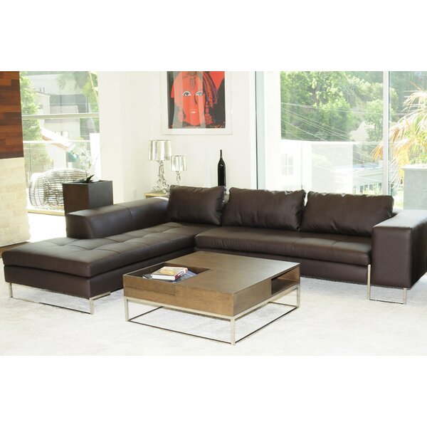 Bittle Sectional by Wade Logan