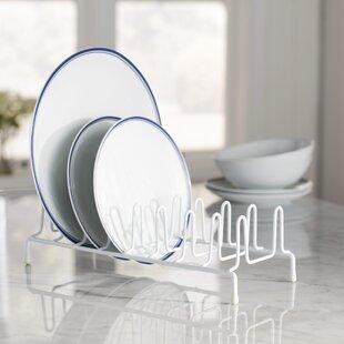 Wayfair Basics Plate Rack & Vertical Plate Rack | Wayfair