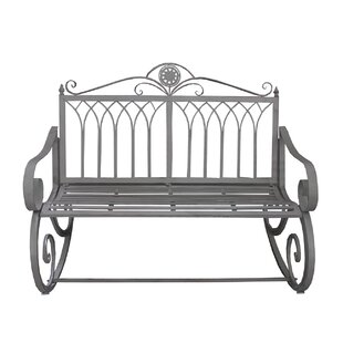 Curtiss Ornate Traditional Rocker Bench Astoria Grand