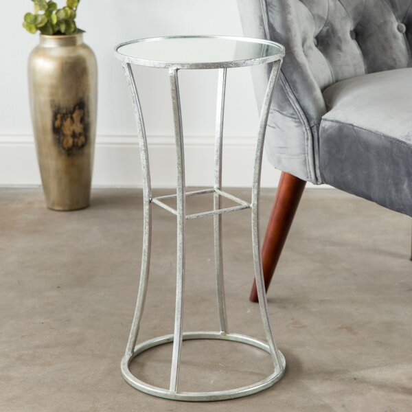 Jambi End Table by Alcott Hill